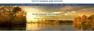 south ga web design image